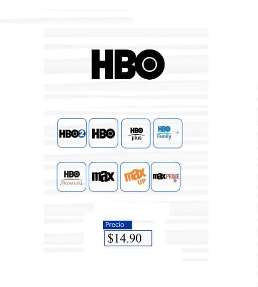 SKY EL SALVADOR HBO CANALES A LA CARTA